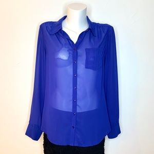ECU Guess blouse. Pantone colour of the year